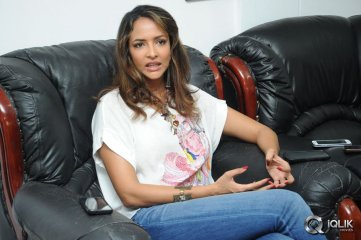 Lakshmi Manchu Interview Photos