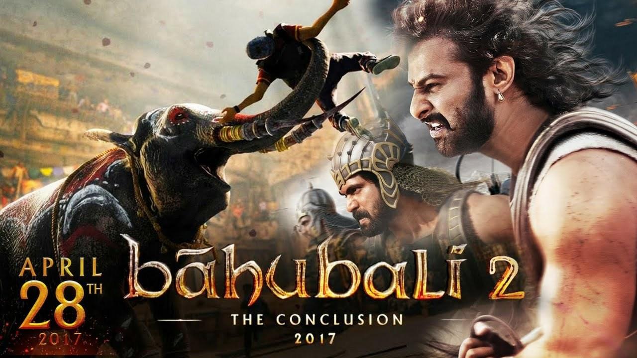 bahubali 2 first weekend boxoffice