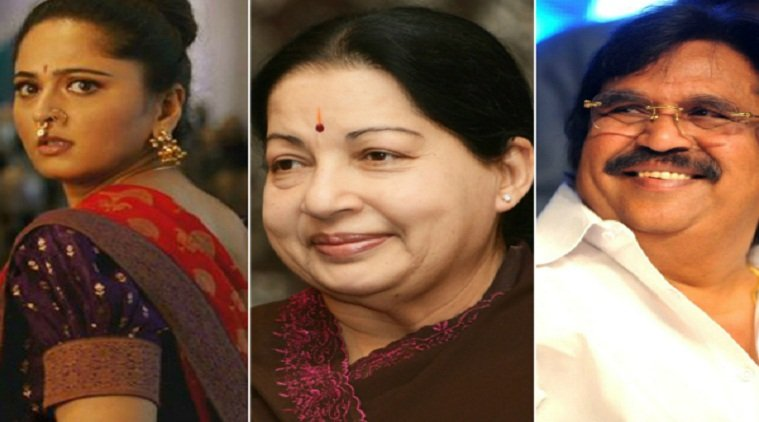 Dasari Narayana Rao had planned Jayalalithaa biopic with Anushka Shetty