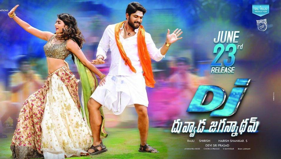 Duvvada Jagannadham trailer Allu Arjun film promises a blockbuster