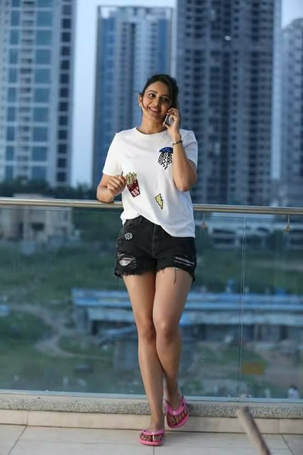 Rakul Preet says media gave her glam-doll image