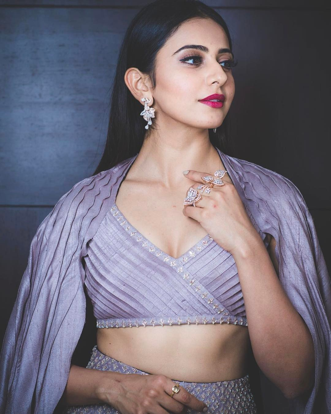 Rakul Preet expresses her loyalty to Tollywood movies
