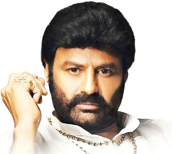 Balakrishna slaps a follower