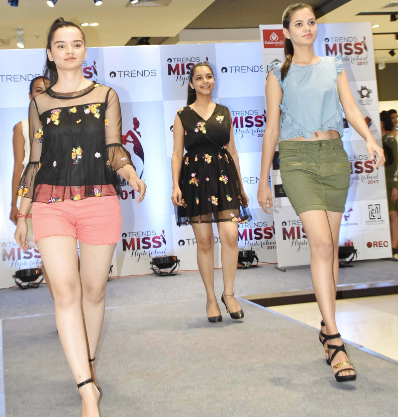 hyderabad miss trends 2017