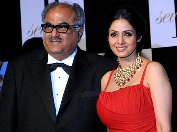 Dubai Police to record Boney Kapoor's statement on wife's death