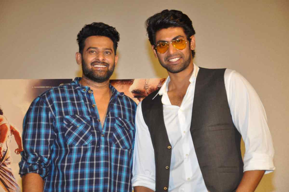 Prabhas and Rana Daggubati in better spectacular shape for Baahubali