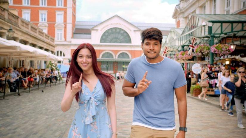 Five reasons why you should watch Sundeep Kishan and Tamannaah Bhatia starrer Next Enti