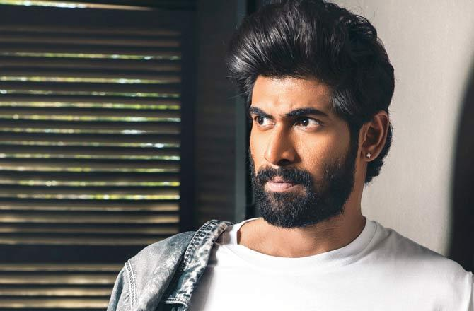 Rana daggubati for Hollywood