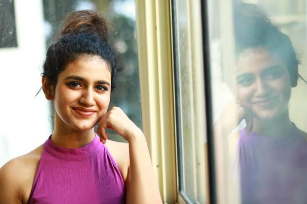 Telugu film makers to observe before casting Priya Varrier