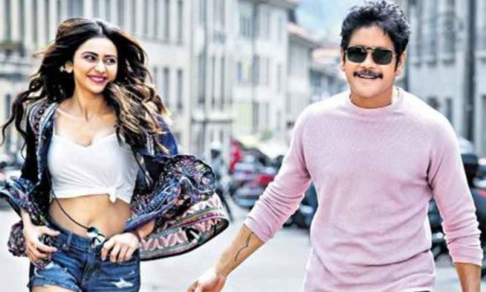 Manmadhudu 2 Telugu box office