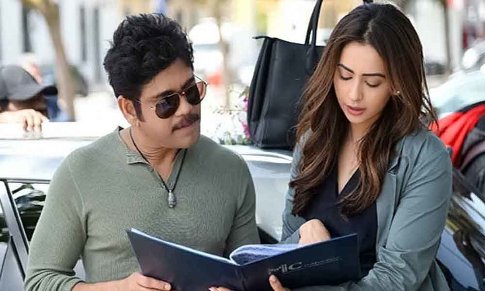 Censor Report Telugu movie Manmadhudu 2