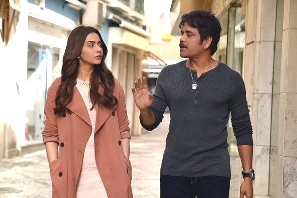 Manmadhudu 2 Telugu reviews details