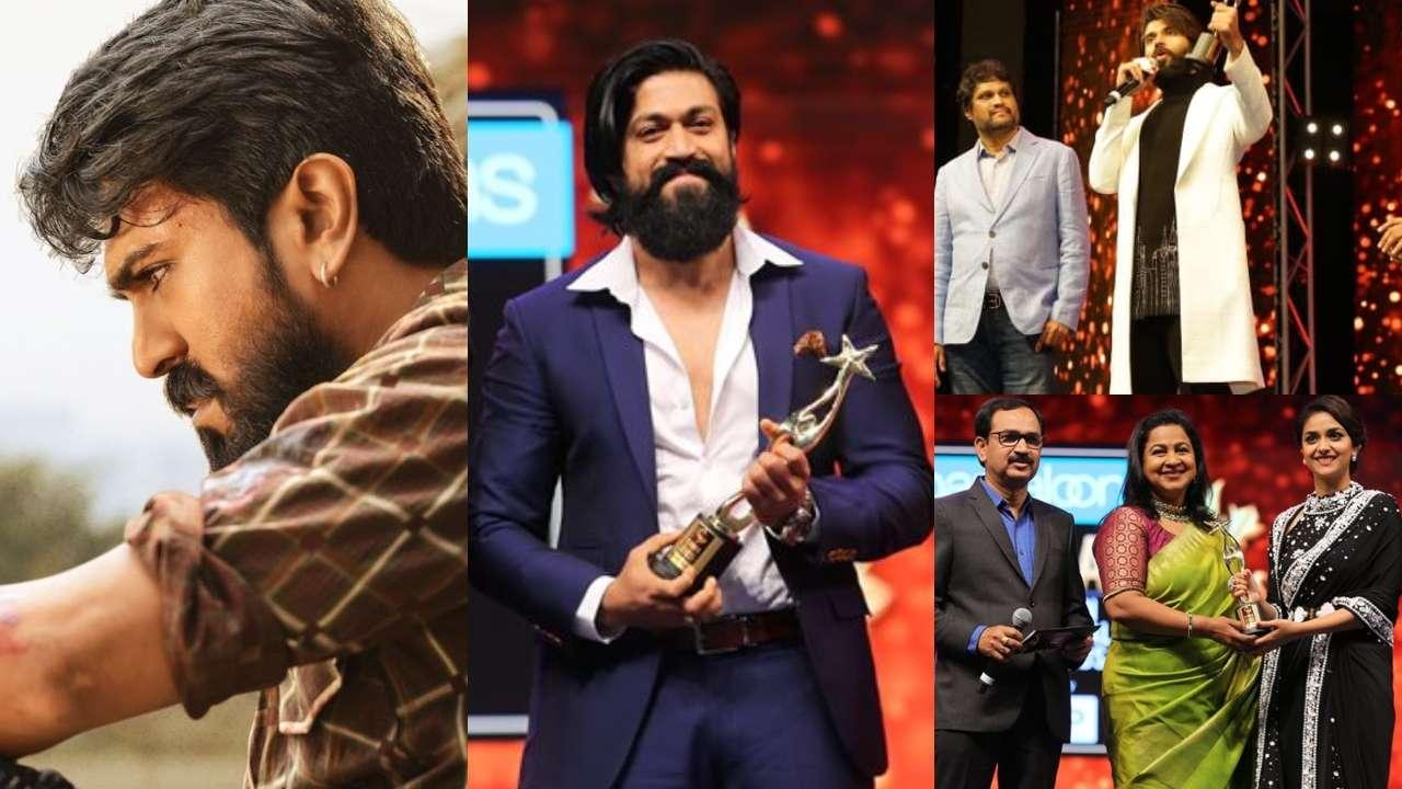 SIIMA Telugu winners list