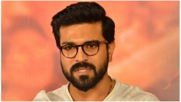 RRR actor Ram Charan Updates