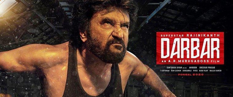 Darbar Telugu Ratings details