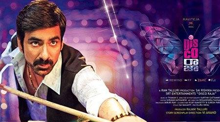 Disco Raja Telugu Ratings details