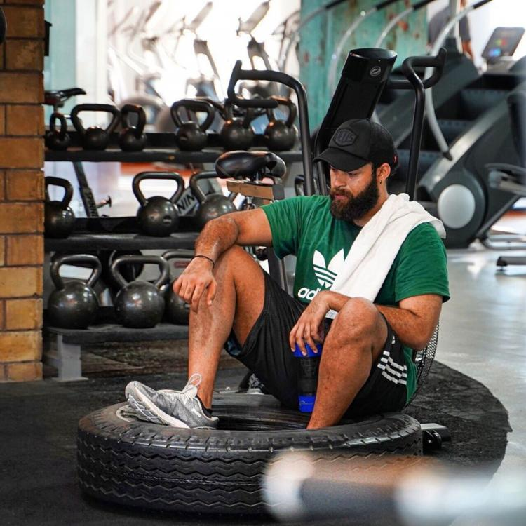 Varun Tej preparing hard for Boxer