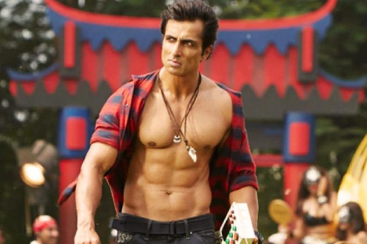 Sonu Sood is hot in Tollywood