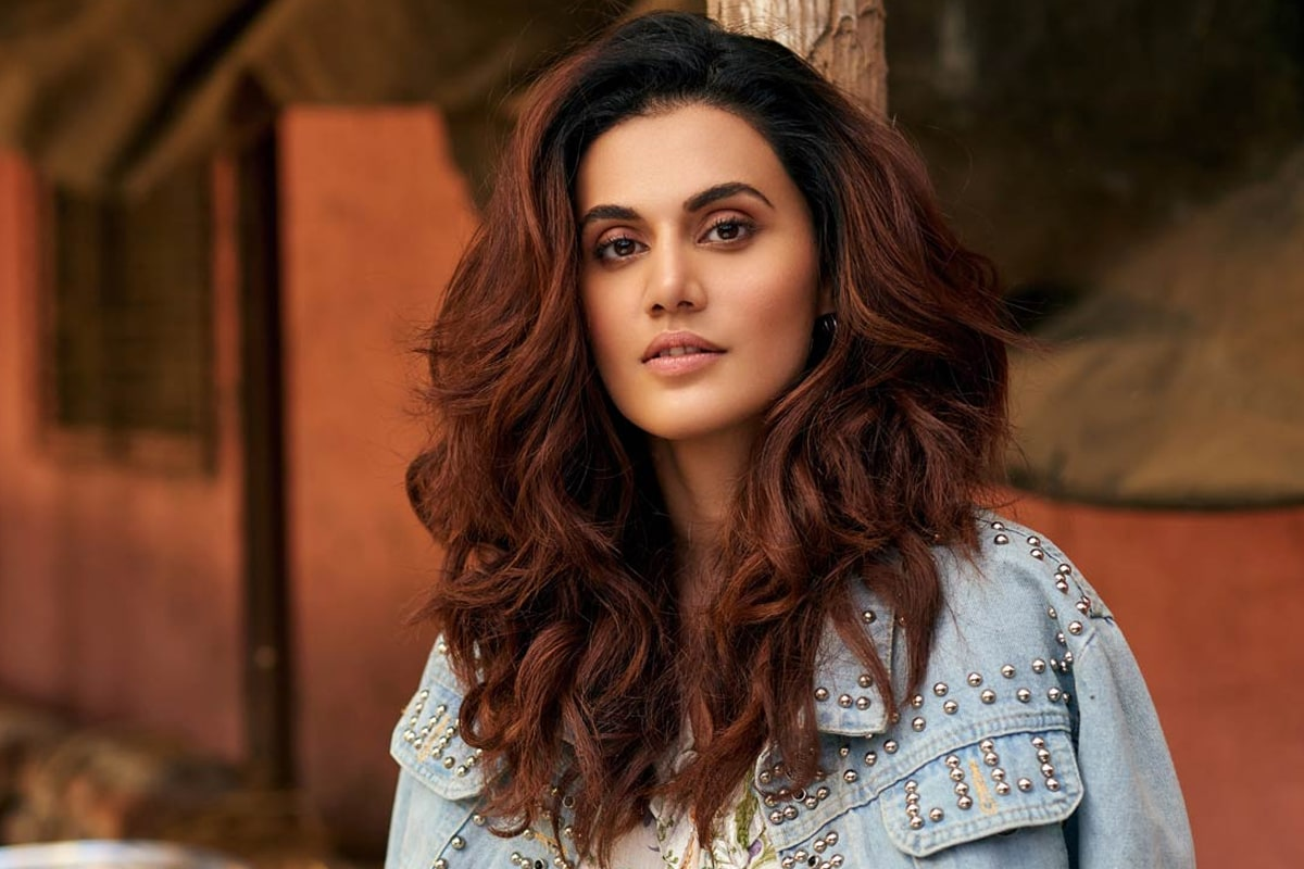 Taapsee to make Tollywood comeback with Mishan impossible