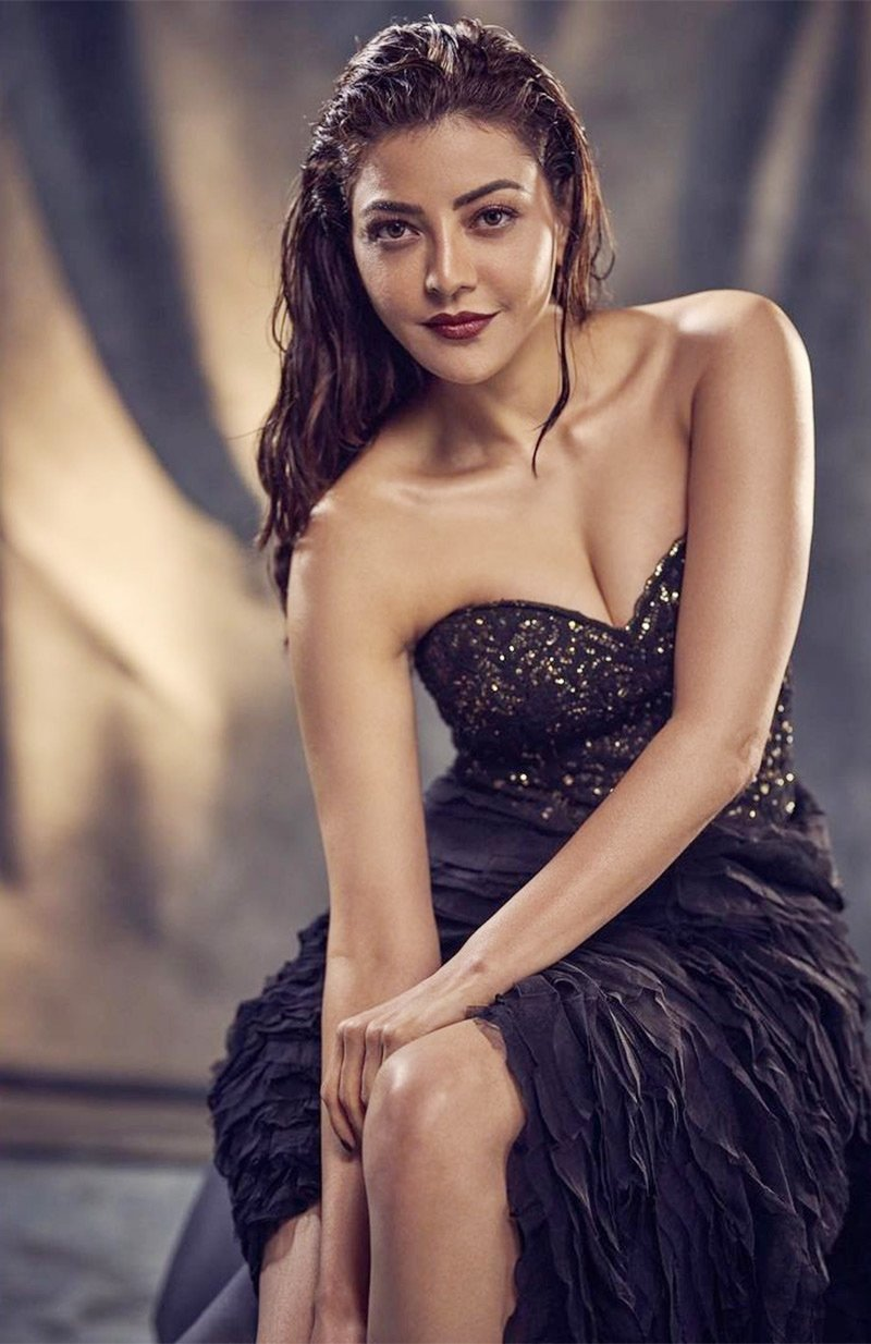 Kajal Aggarwal braces up for more Telugu projects
