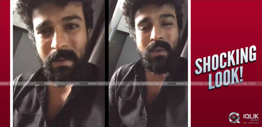 ram-charan-beard-look-while-wishing-jani-master