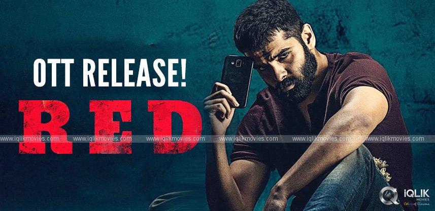 ram-pothineni-red-movie-ott-release-30-crore-deal