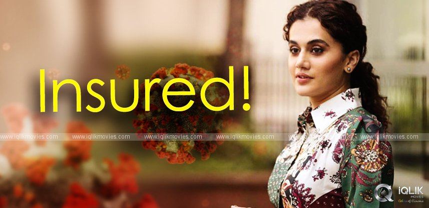 taapsee-pannu-lapeta-first-bollywood-film-get-covid-19-insurance-policy
