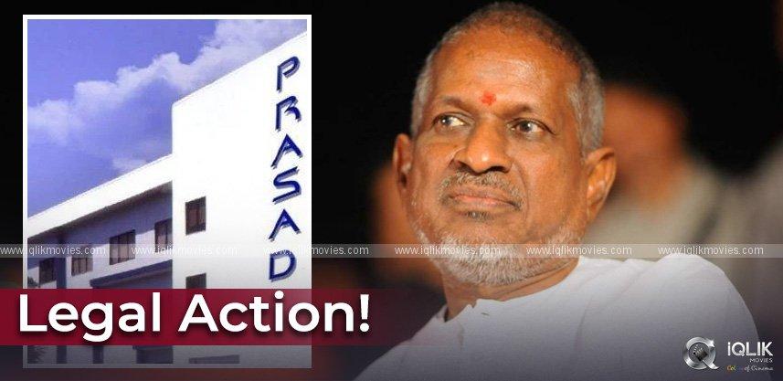 ilaiyaraaja-approaches-police-against-prasads-studios-director