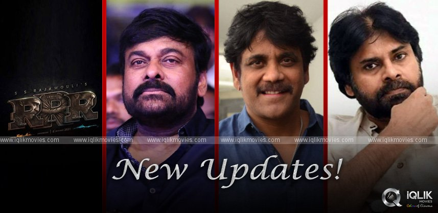 Tollywood Gears Up For Interesting Film Updates!