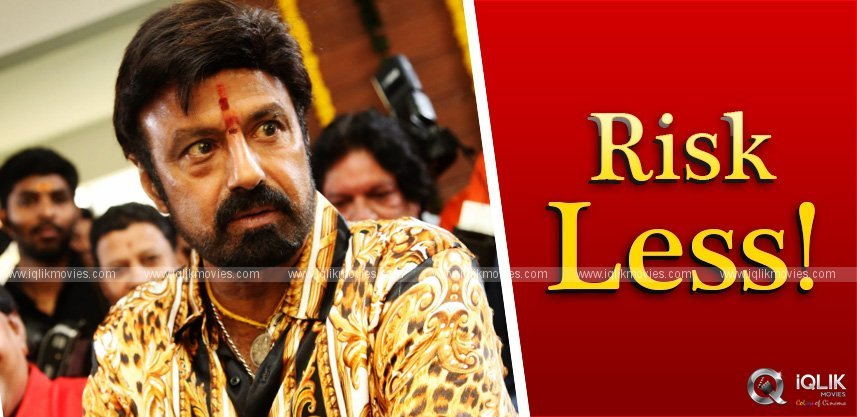 balakrishna-not-to-take-risk-with-shoot