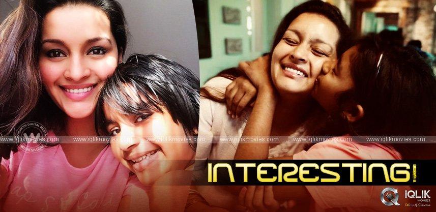 Aadhya - Title Of Renu Desai Web Series?