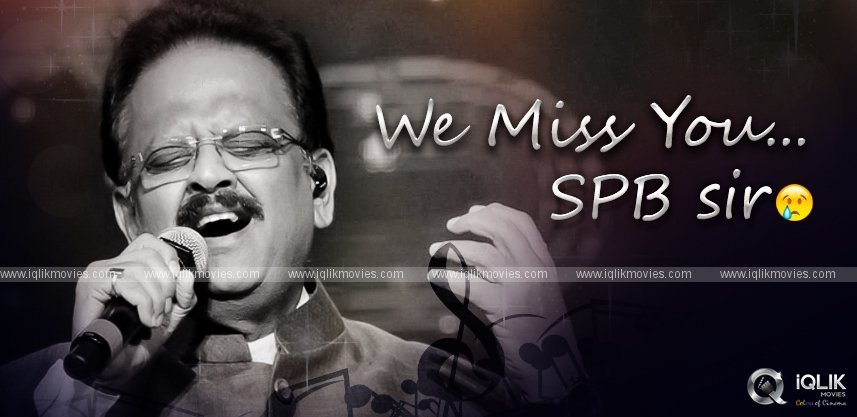 We Miss You SPB