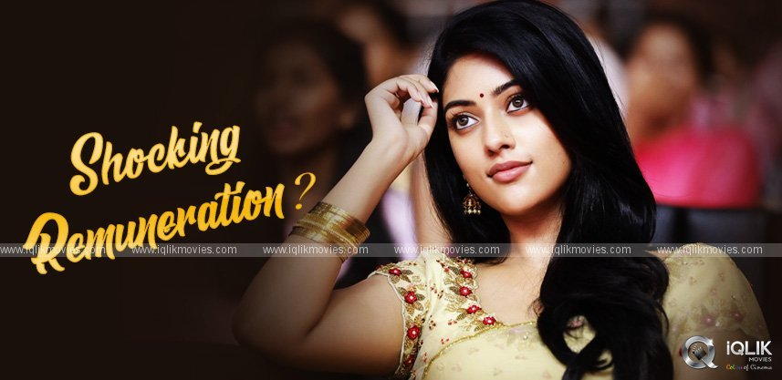 Flop Heroine Gets Shocking Remuneration?