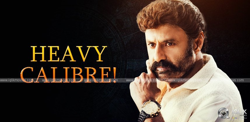 Crazy Title In Consideration For Balakrishna's Next