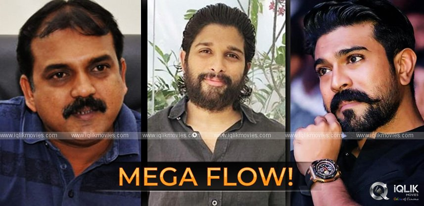 After Bunny, Koratala To Direct Charan