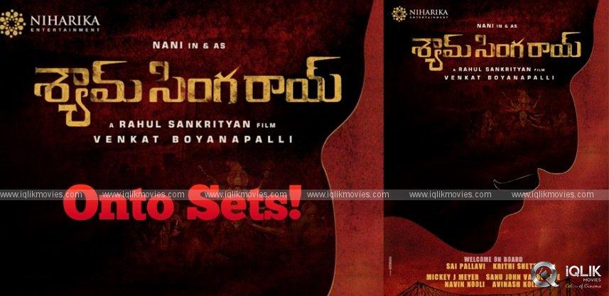shyam-singha-roy-shoot-begins-from-december
