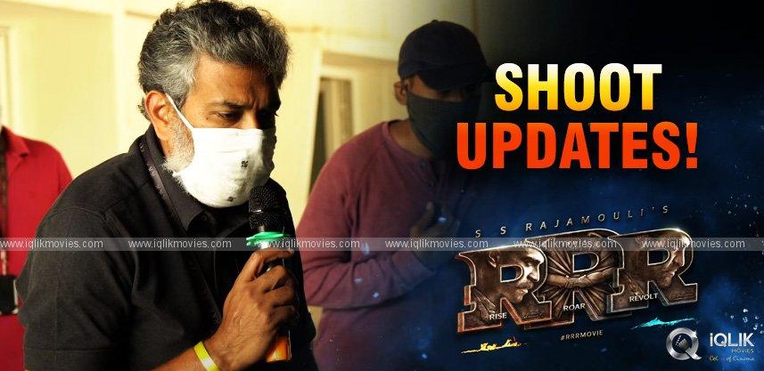 inside-rrr-shoot-updates