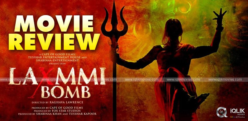 Laxxmi Bomb Movie Review & Rating