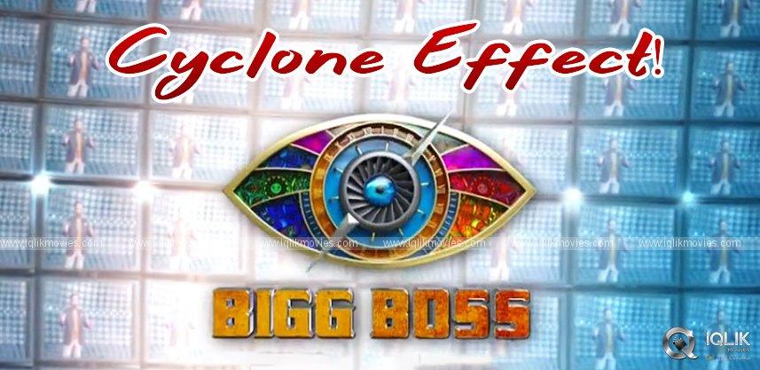 cyclone-impact-on-bigg-boss-tamil