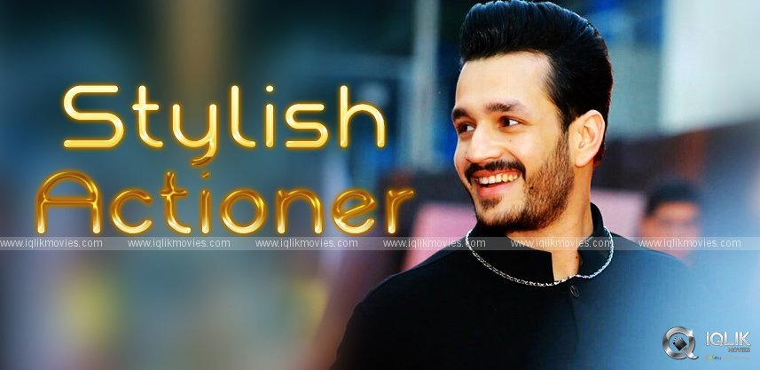 Akhil's New Project From January