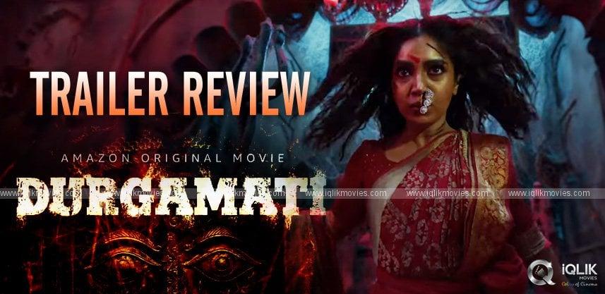Bhumi Pedneker's Durgamati Trailer Thrills Audience