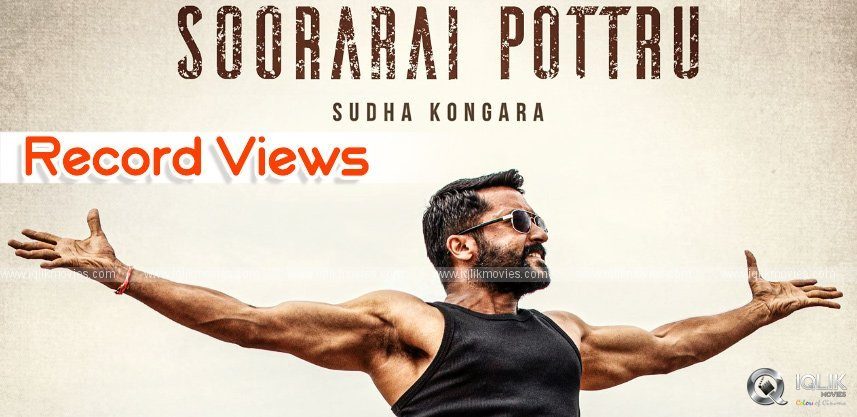 soorarai-potru-views-record