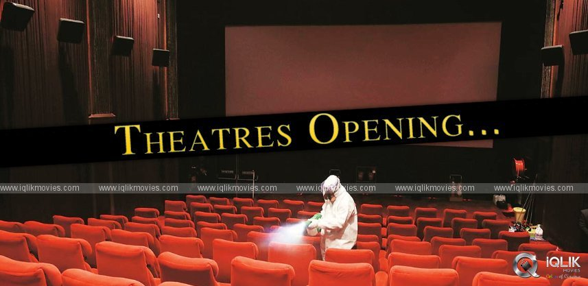 Official: Theatres To Reopen In Telangana
