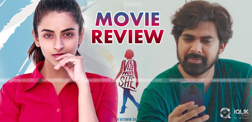 Vitamin She Movie Review and Rating