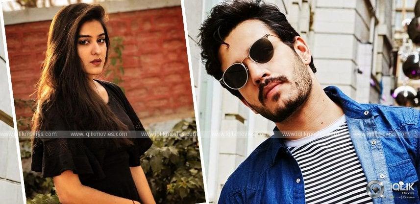 sakshi-vaidya-may-join-akhil-new-film-cast