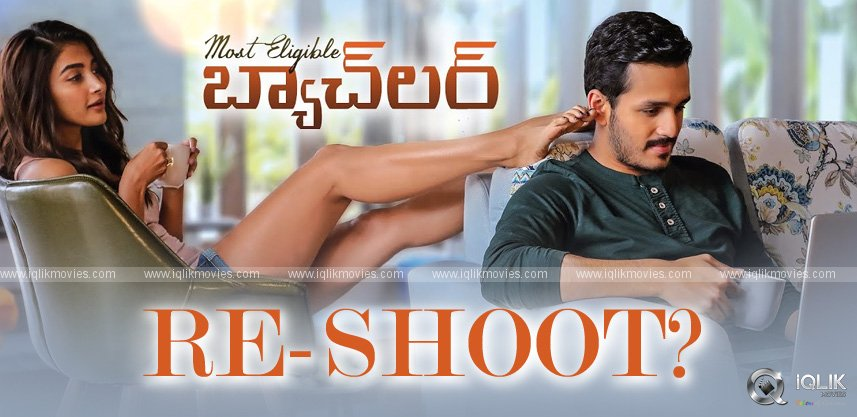 akhil-most-eligible-bachelor-re-shoot