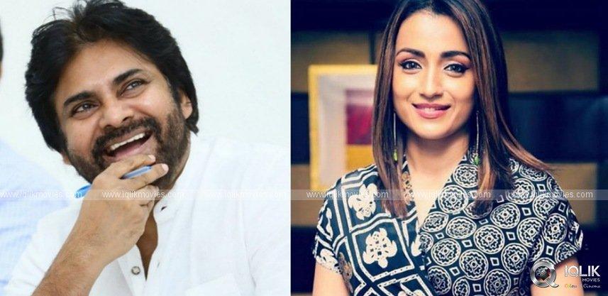 trisha-for-pawan-kalyan-upcoming-movie