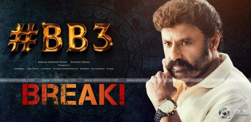 balakrishna-bb3-shooting-update