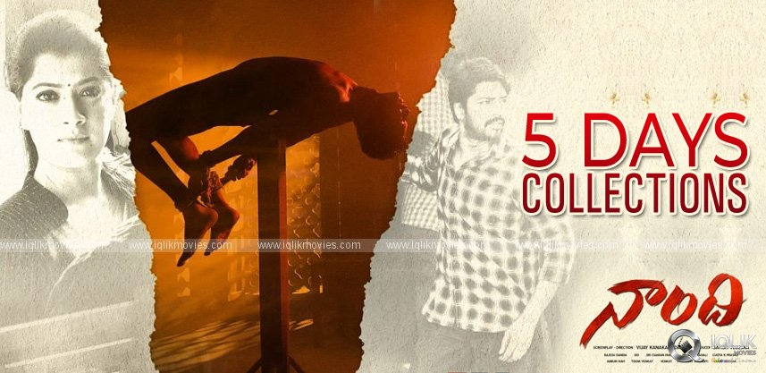 Naandhi: 5 days collections report