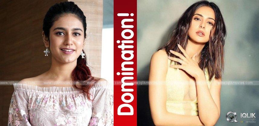 Malayalam beauty dominates Rakul Preet